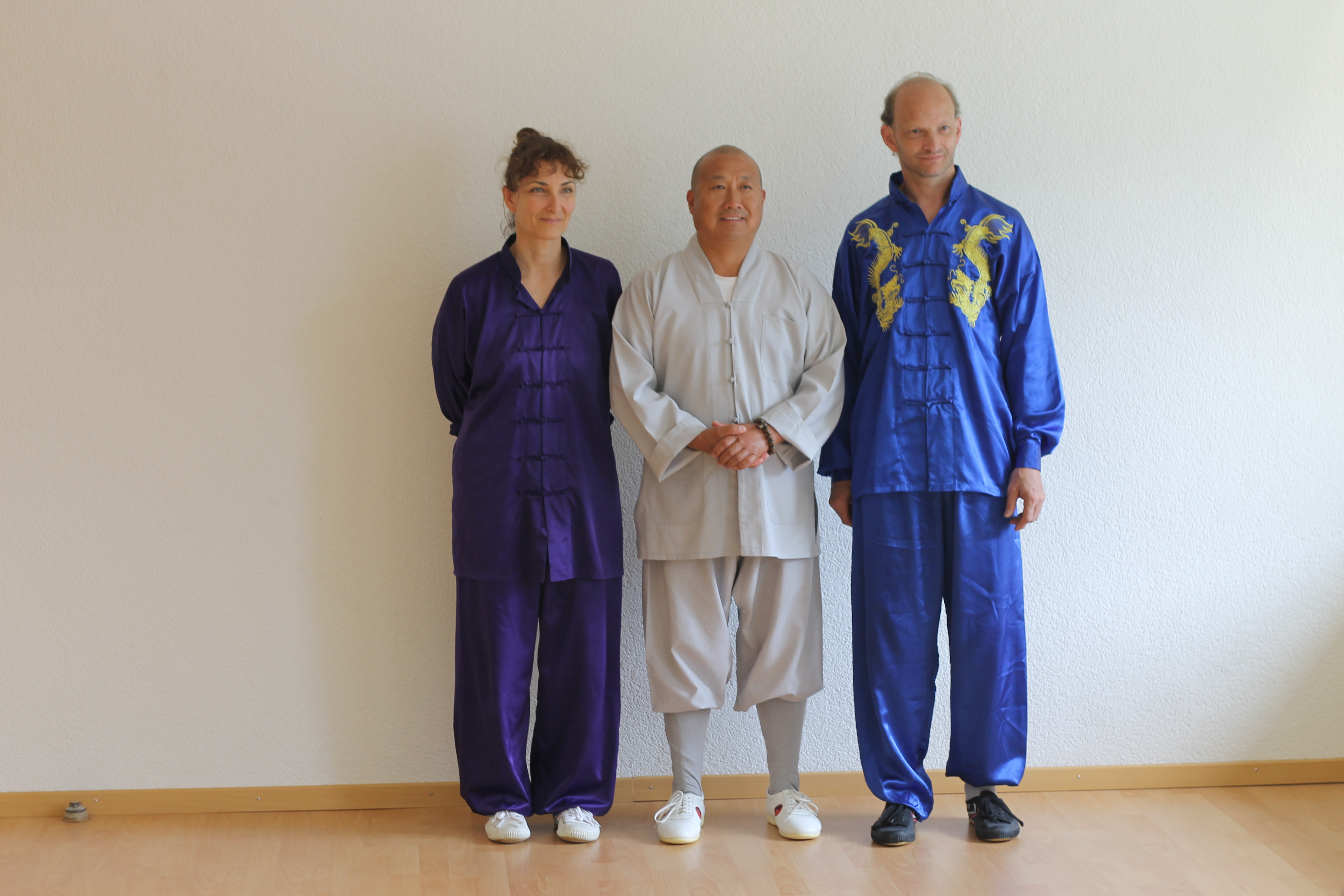 Taiji-Wochenende mit Grossmeister Shi De Cheng 2017